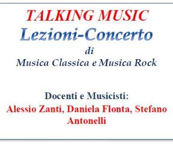 Attività - Lezioni Concerto di musica classica e musica rock