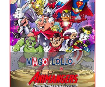 Spettacoli - Animangers, Mago Lollo