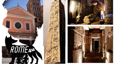 Visite guidate - I sotterranei di San Lorenzo in Lucina e la meridiana di Augusto