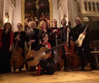 Concerto dello Stradella Y-Project, ensemble di giovani talenti della musica antica