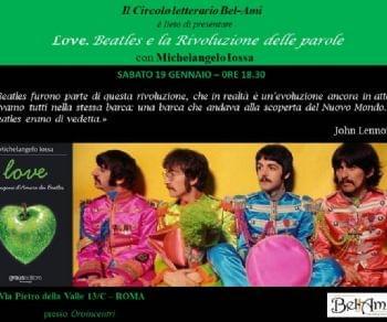 Serate - Love. Beatles e la Rivoluzione delle parole