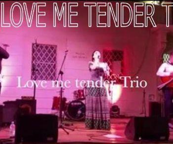 Locali - Love Me Tender Trio