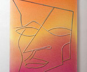Galleria Lorcan O'Neill ospita la mostra personale di Eddie Peake che presenta i suoi lavori più recenti