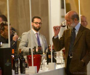 Luca Maroni premia le eccellenze vitivinicole nazionali