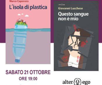 """Libri: """"Intervista doppia"""": Marco Caponera e Giovanni Lucchese"""