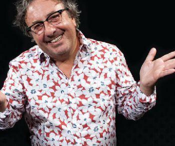 Un week end all'insegna dell'esilarante comicità di Lucio Caizzi