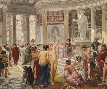 Visite guidate - Ludi, spettacolo, passione e morte: le festività romane e il culto degli Dei