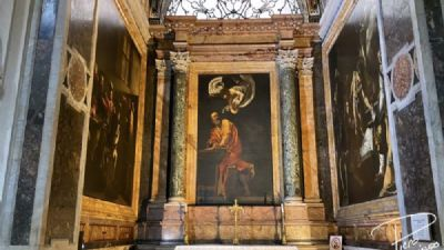 Visite guidate - Caravaggio privato: la Chiesa di San Luigi dei Francesi