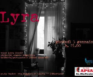 Concerti: Lyra chitarra e voce