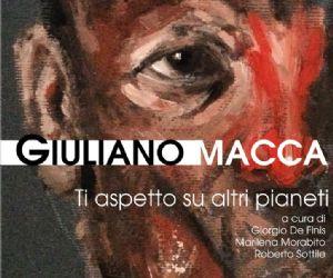 Performance artistica dell'Artista Giuliano Macca