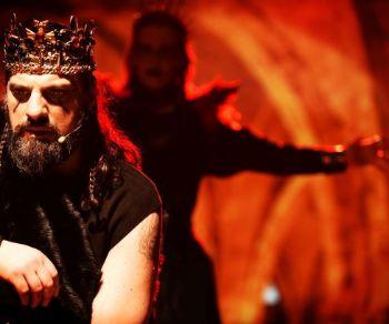 Spettacoli - Macbeth Rock Opera di Fabio Caliandro