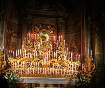 """Visite guidate - La """"Macchina delle Quarantore"""" di Santa Maria dell'Orto"""