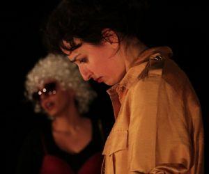 Spettacolo scritto e interpretato da Maria Luisa Usai e Irene Maiorino