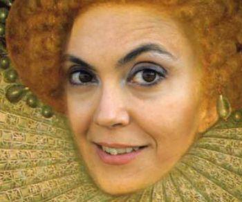 Spettacoli - Elisabetta I: Maddalena Rizzi diretta da Filippo D'Alessio