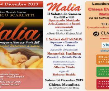Concerti - Malìa