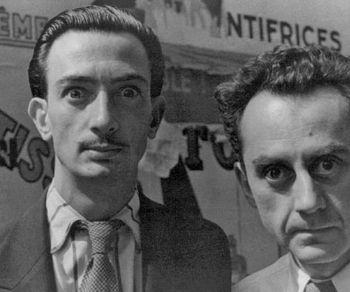 Mostre - Doppio Singolare (Man Ray/Buñuel)