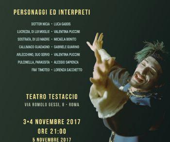 Spettacoli - La Mandragola