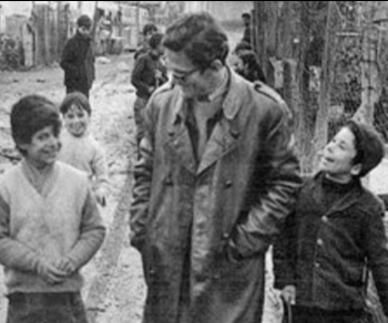 """Visite guidate - Il """"Dio Mandrione"""" di Pasolini e Gabriella Ferri"""