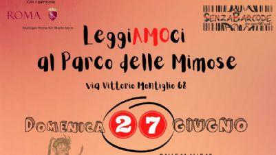 Festival - LeggiAMOci al Parco delle Mimose