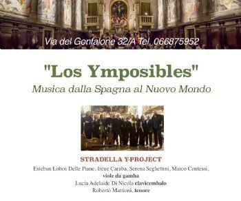 Concerti - Los Ymposibles