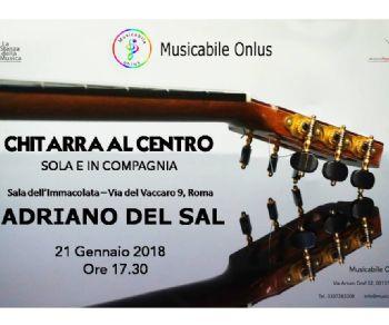 Concerto di Adriano Del Sal