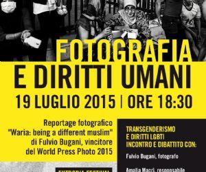 """Esposizione del reportage fotografico """"Waria: being a different Muslim"""" di Fulvio Bugani"""