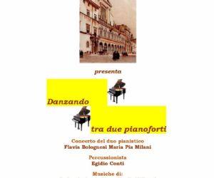 Concerti: Danzando... tra due pianoforti