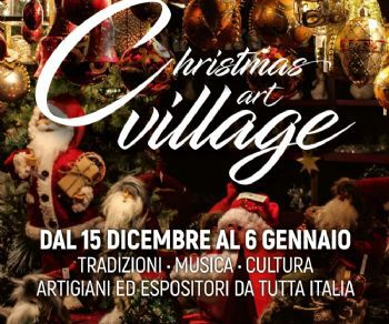 Altri eventi - Christmas Art Village