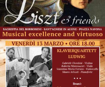 "Concerti - Klavierquartett ""Ludwig"""