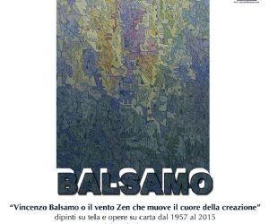Vincenzo Balsamo o il vento Zen che muove il cuore della creazione