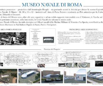 Mostre: Presentazione PROGETTO MUSEO NAVALE di ROMA