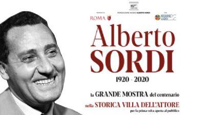 Visite guidate - Alberto Sordi 1920-2020