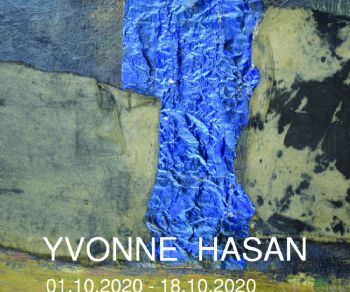 Mostre - Yvonne Hasan (1925 - 2016)