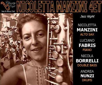 Locali - Nicoletta Manzini Quartet