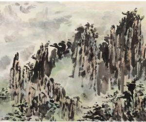 Un itinerario alla scoperta delle opere e dell'universo del cinese Mao Jianhua, con oltre cento opere