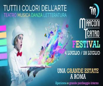 Festival - Marconi Teatro Festival IV Edizione