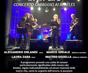 Concerti - In My Life Omaggio della Saturn's Children Band ai Beatles