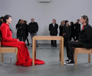 Spettacoli: Marina Abramovic – The Artist Is Present