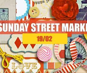 Locali: Sunday street market