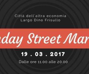 Fiere: Sunday street market