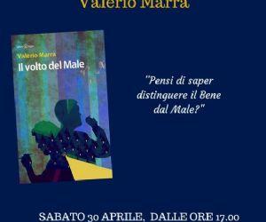 """Valerio Marra alla Arion di Cinecittàdue con """"Il volto del Male"""""""