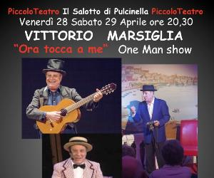 Spettacoli: ONE MAN SHOW