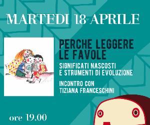 Incontro con Tiziana Franceschini