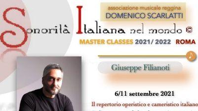 Attività - Sonorità Italiana nel mondo 2021