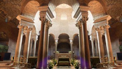 Visite guidate: Il Mausoleo di Santa Costanza e la Basilica di Sant'Agnese