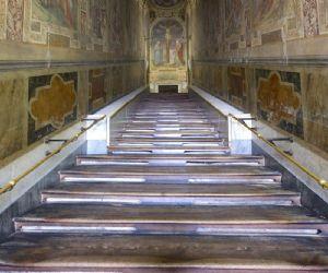 Visite guidate: Scala Santa e Sancta Sanctorum. Apertura Straordinaria