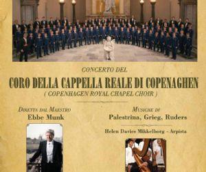 Eccezionale concerto del coro in tour