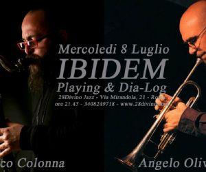 Concerti: Ibidem Duo Playing & Dia-Log