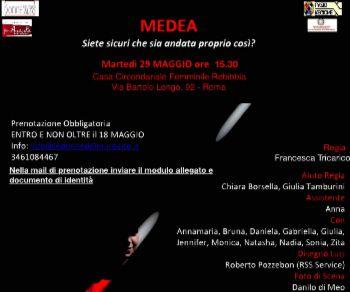 Spettacoli - Medea