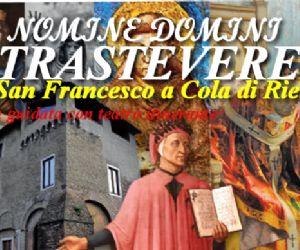 Visite guidate: Trastevere: da San Francesco a Cola di Rienzo